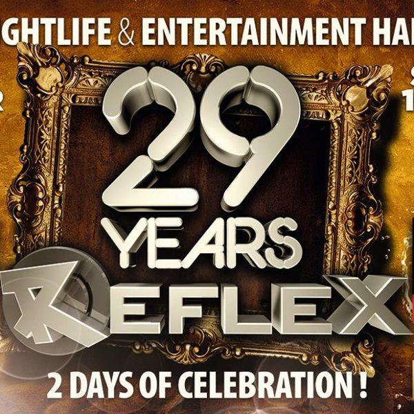 29 YEARS  REFLEX !