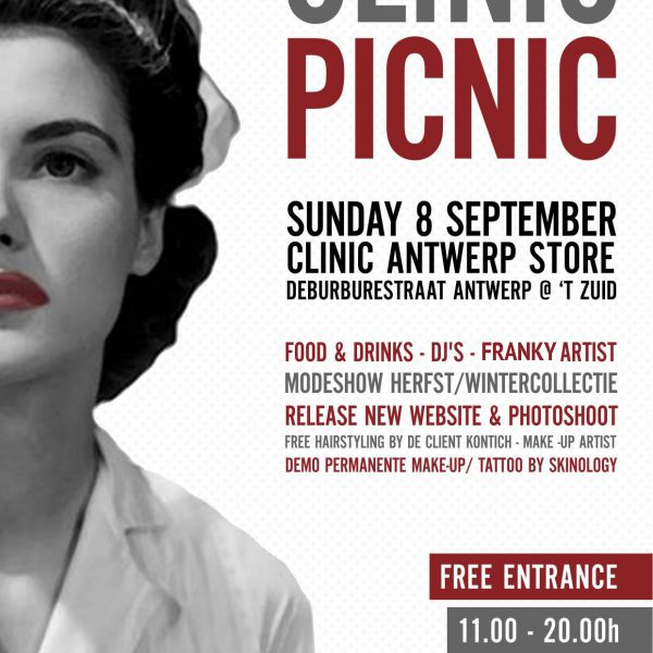 Clinic Picnic  Club soiree 2012