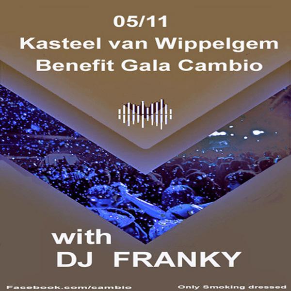 Dj Franky Live @ Wippelgem Castle Party