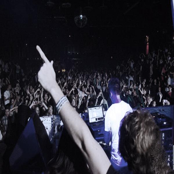 DJ Franky live  Antwerp