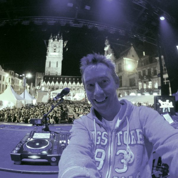 DJ Franky Opening Party Ghent