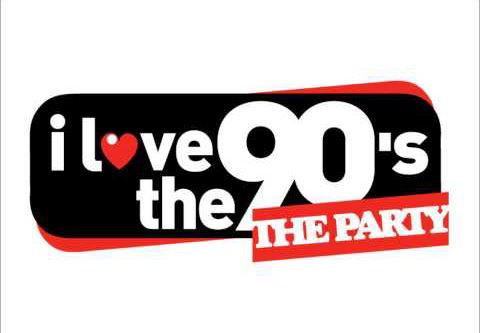 Dj Franky  I love the 90's The Party