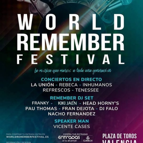 DJ Franky Remember World Festival