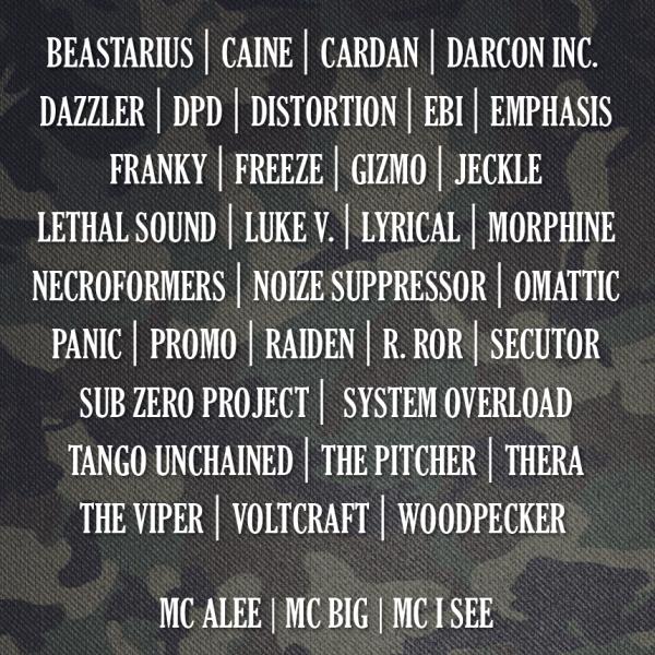 DJ Franky Escape Festival