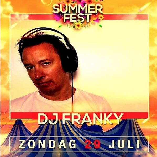 DJ Franky Summerfest