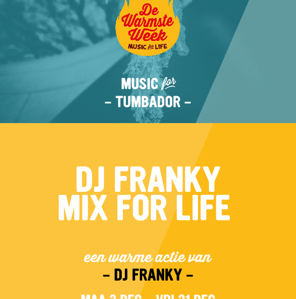 DJ Franky Mix For life