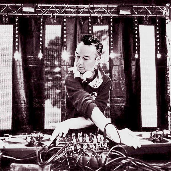 DJ Franky Vinyl  party