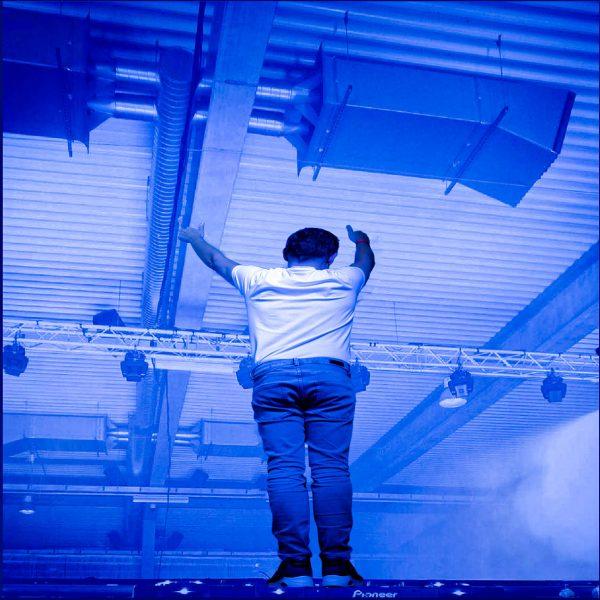 DJ Franky STAGE