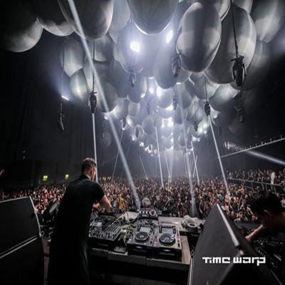 DJ Franky Mannheim Timewarp